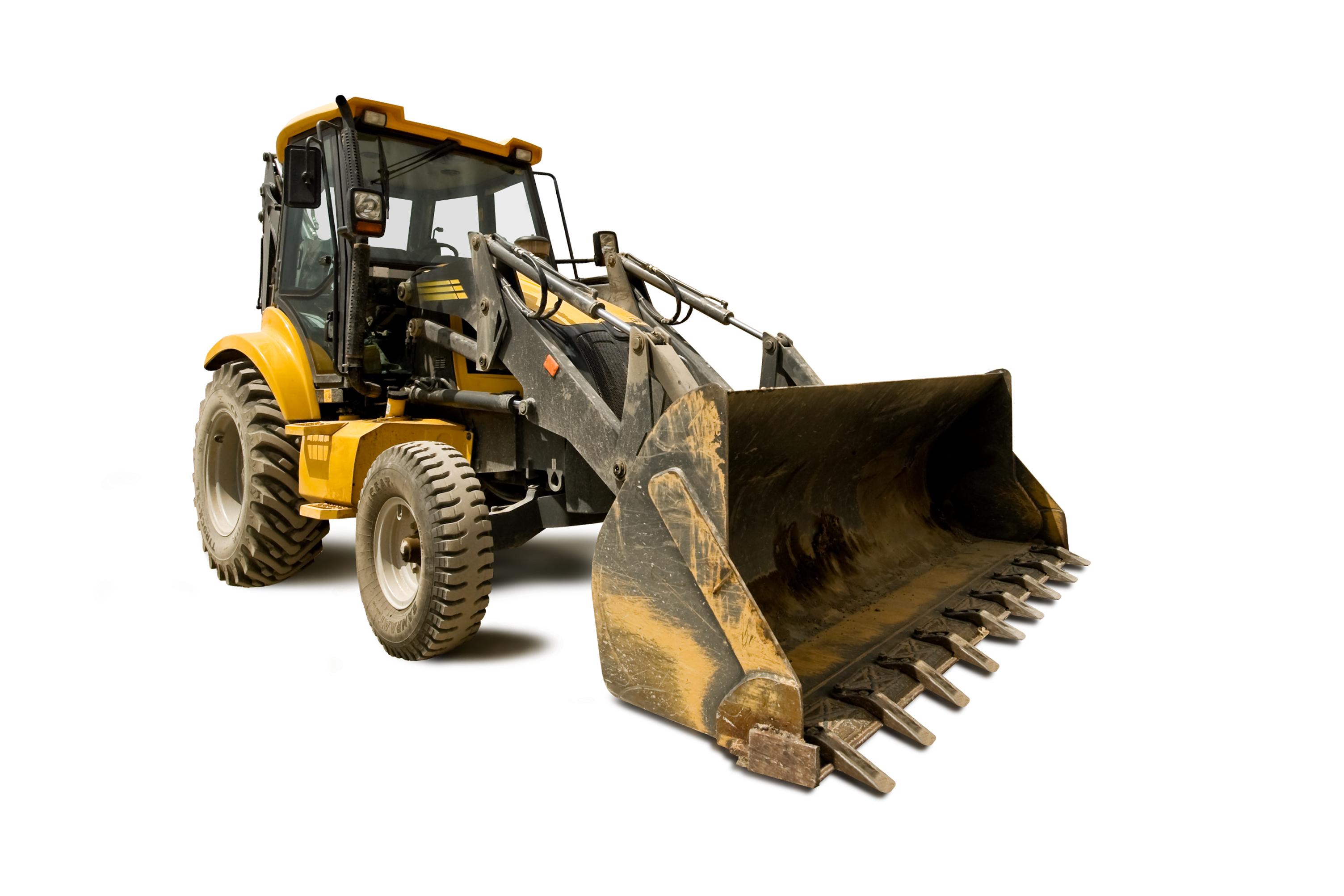 Heavy Equipment's Windshield