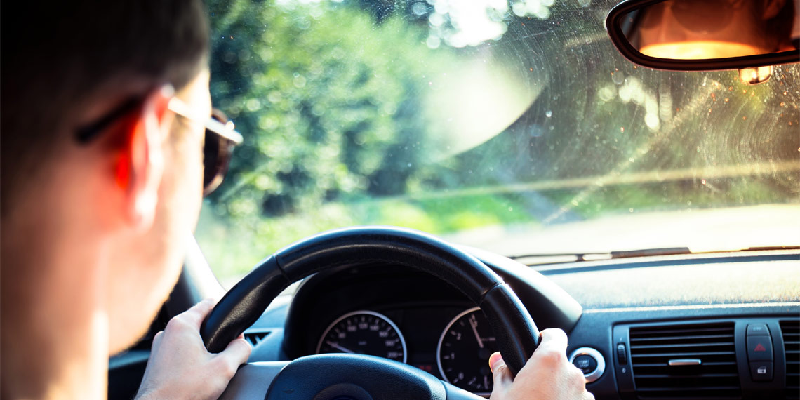 Windshield Pitting Causes