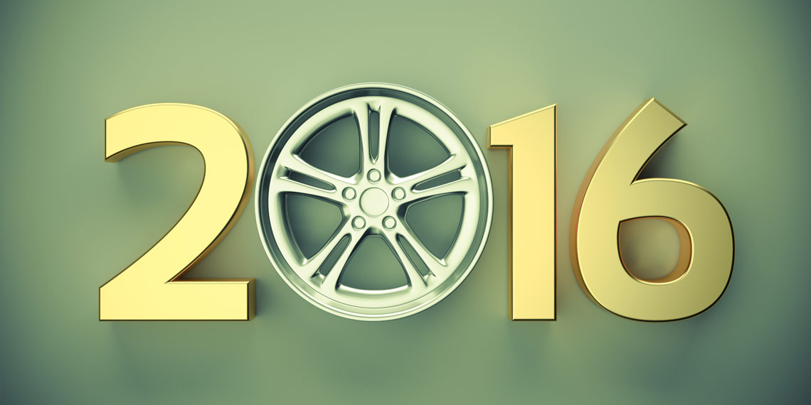 New Year Resolutions for your Car