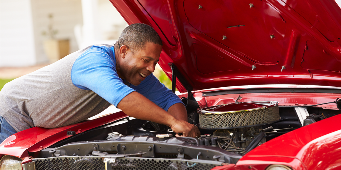 Save Time & Money Doing Your Own Car Maintenance