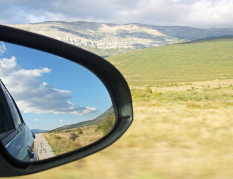 Could your side view mirrors be disappearing soon? feature