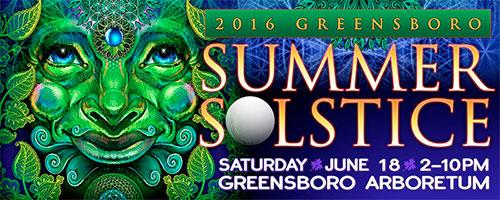 Summer Solstice Greensboro NC