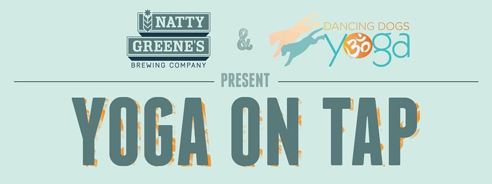 Greensboro NC Yoga on Tap