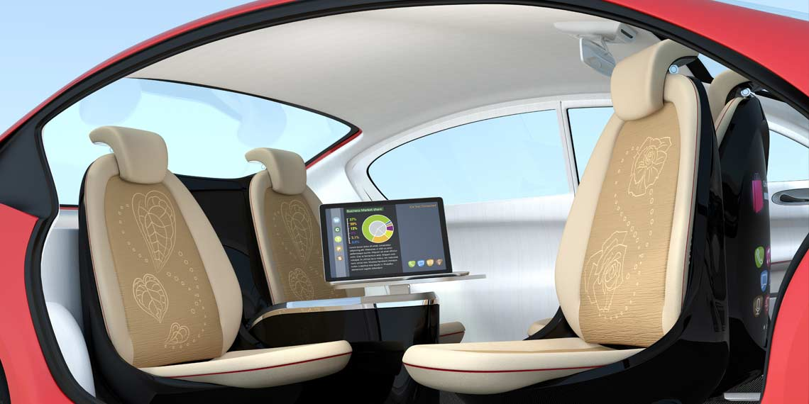 Future Car Windshields