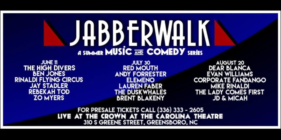 Greensboro Jabberwalk