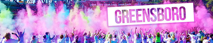 Greensboro Color Run