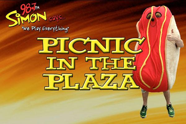 Greensboro Picnic in the Plaza