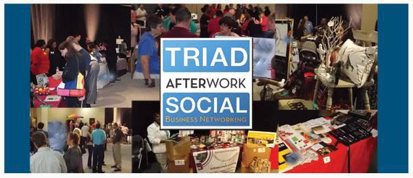 Greensboro Triad After Work Social