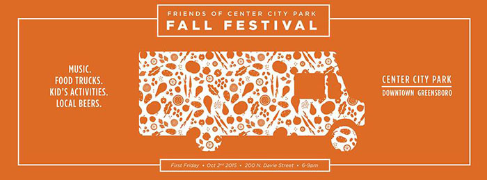 Greensboro Center City Park Fall Festival