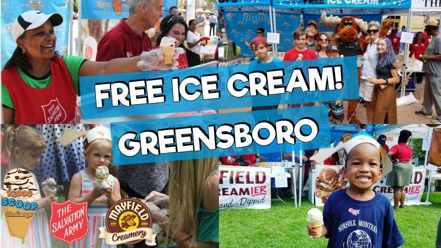 free-ice-cream-greensboro