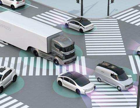 self driving cars autonomous vehicles